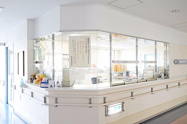 安藤病院(看護師/准看護師の求人)の写真:ナースステーションです。