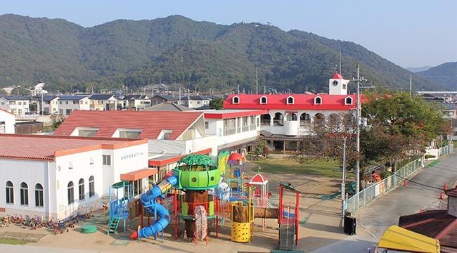 真愛幼稚園の画像