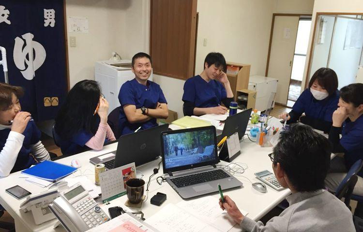ケアーズ墨東訪問看護リハビリステーションの画像