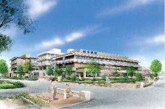 鶴谷病院の画像