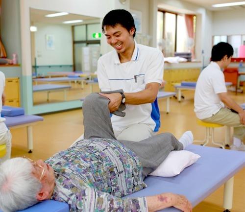 介護老人保健施設ひまわり荘(看護師/准看護師の求人)の写真: