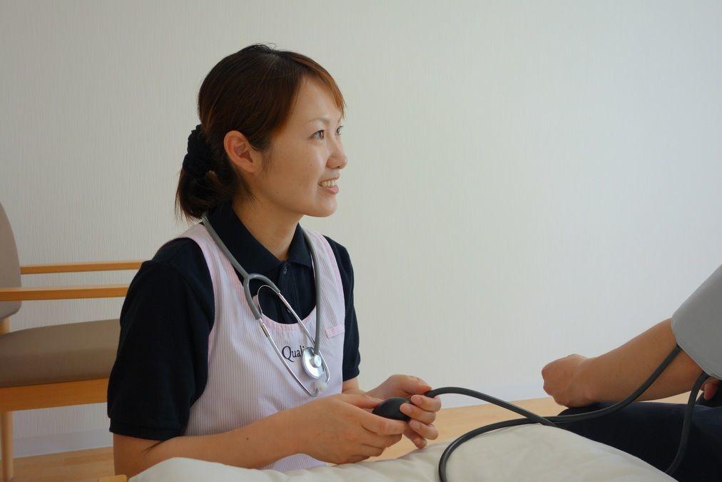 アースサポートクオリア東浦和(看護師/准看護師の求人)の写真: