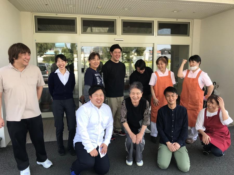 地域密着型介護老人福祉施設 はるの里(看護師/准看護師の求人)の写真:笑顔の明るい職場です