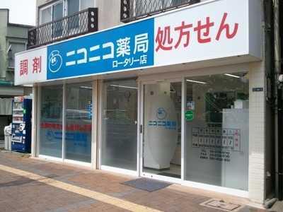 ニコニコ薬局 大岡山駅中店の画像