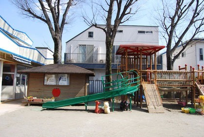銀の鈴幼稚園の画像