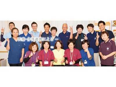 訪問看護・リハビリステーション「リハス」名古屋緑(看護師/准看護師の求人)の写真:医療と介護の連携による質の高いサービス提供をしています