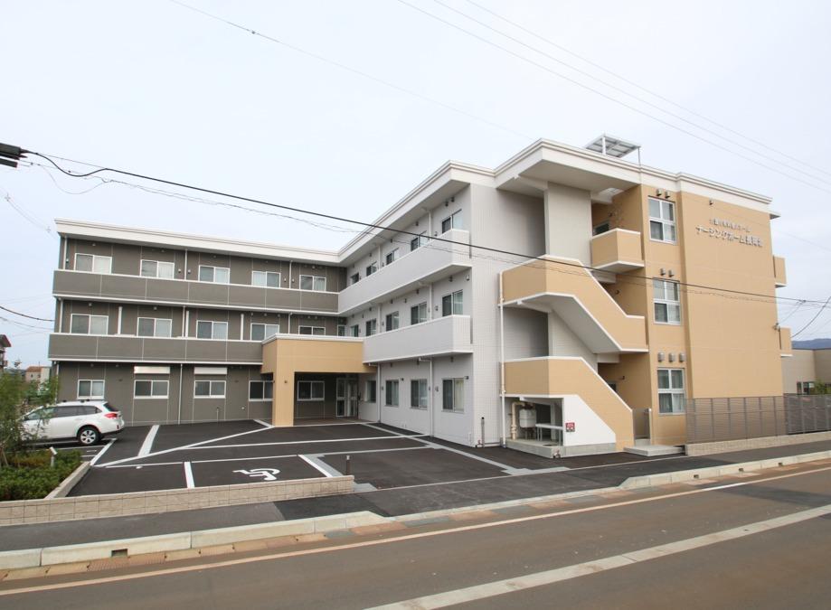 介護付有料老人ホーム ナーシングホーム長岡北(看護師/准看護師の求人)の写真: