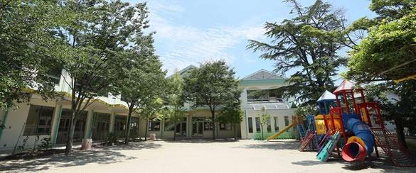 津田第一幼稚園の画像