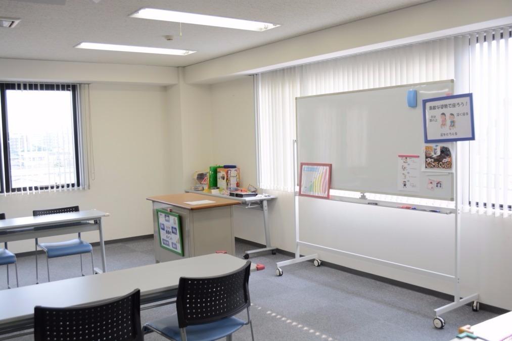 ハッピーテラス尾久教室(児童発達支援管理責任者の求人)の写真6枚目:明るい雰囲気で働きやすさ◎