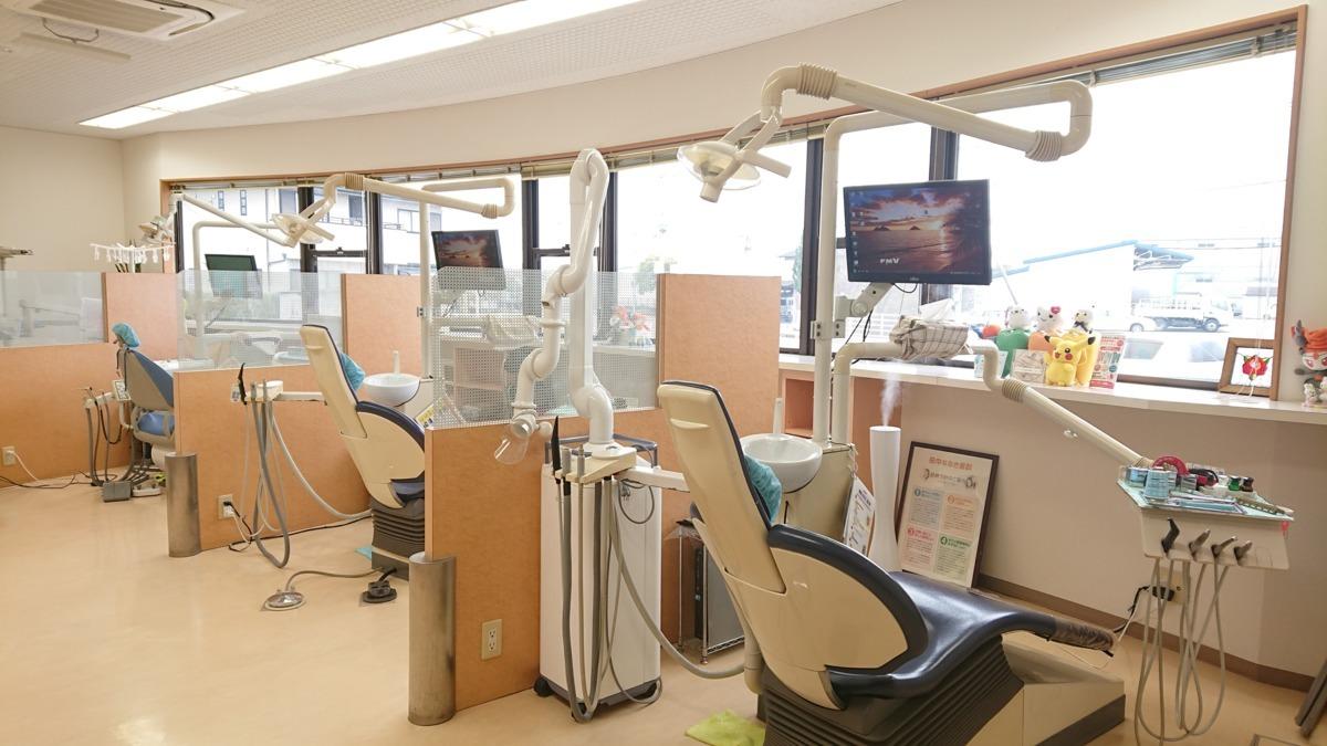 田中なおき歯科(歯科衛生士の求人)の写真: