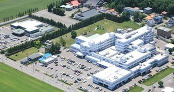 社会医療法人北斗 北斗病院(看護師/准看護師の求人)の写真:いつでも健康について相談できるような身近な病院を目指しています