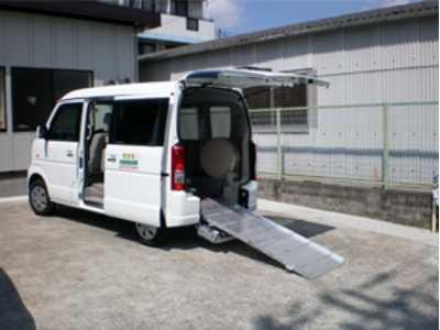 栄友社介護タクシーの画像
