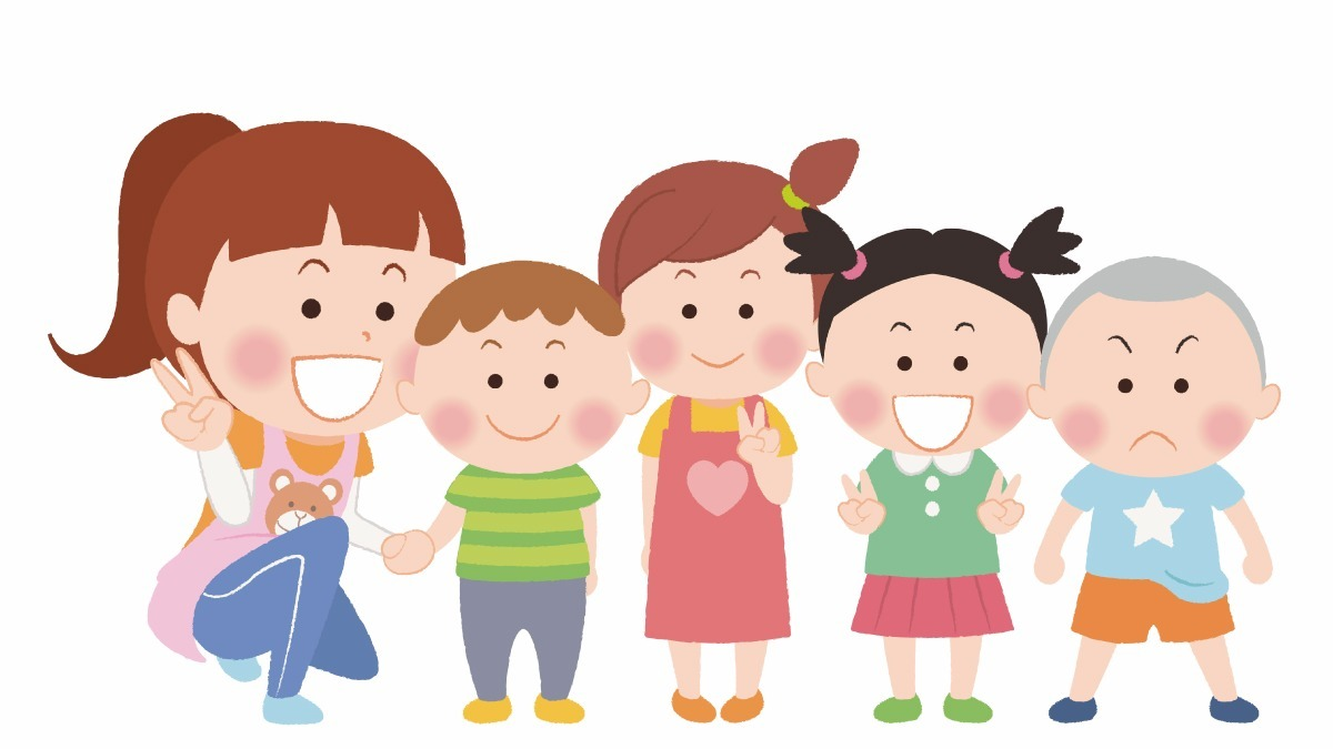 三輪幼稚園の画像