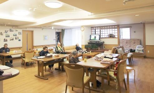 高齢者グループホーム遊楽館 平岡の画像