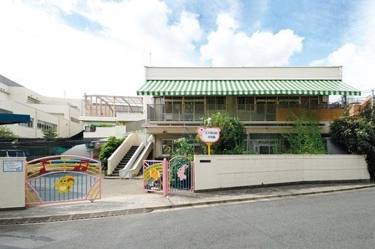 王子隣保館保育園の画像