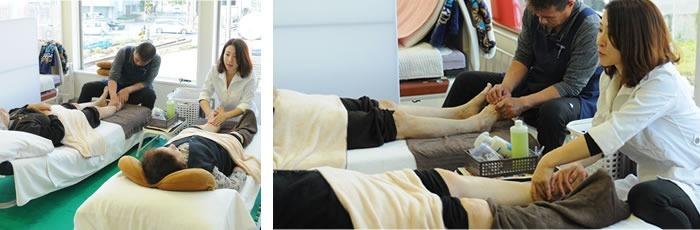 さくら介護ステーションLife福岡東(介護職/ヘルパーの求人)の写真:同じ施設の2Fには、自社が運営するデイサービスがあります。