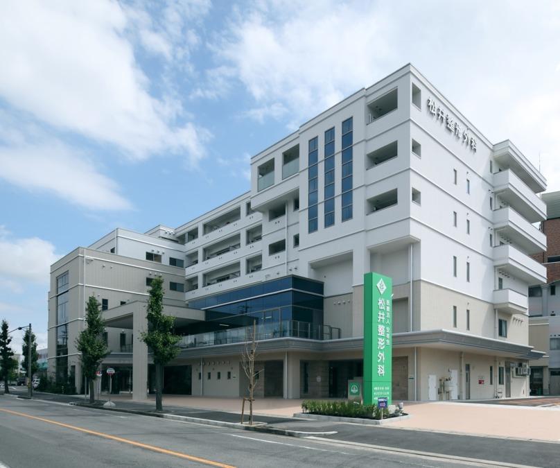 サービス付き高齢者向け住宅リブール松井の画像
