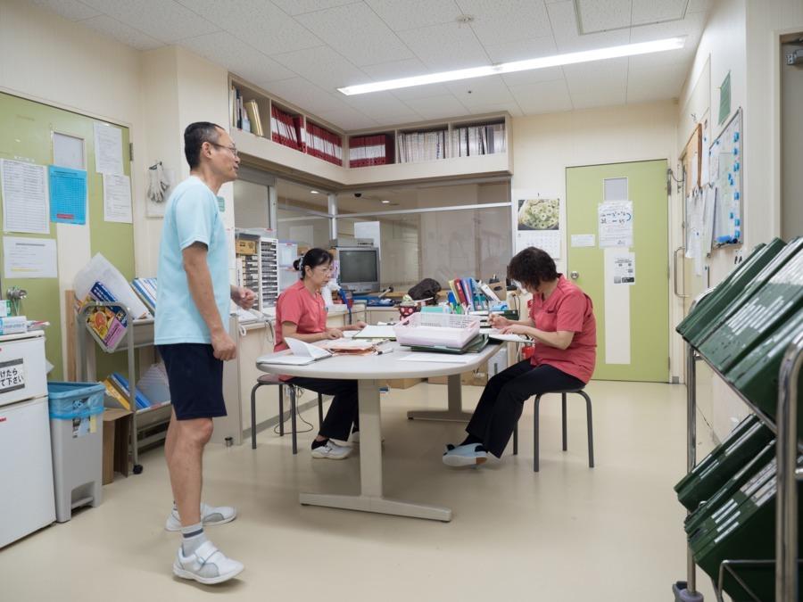 介護老人保健施設鳥羽豊和苑(看護師/准看護師の求人)の写真: