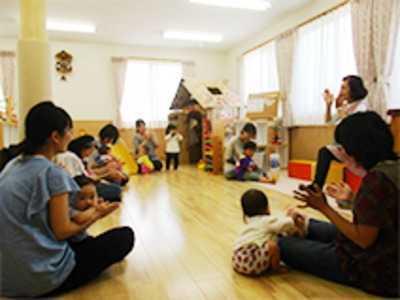小ざくら地域子育て支援センターの画像