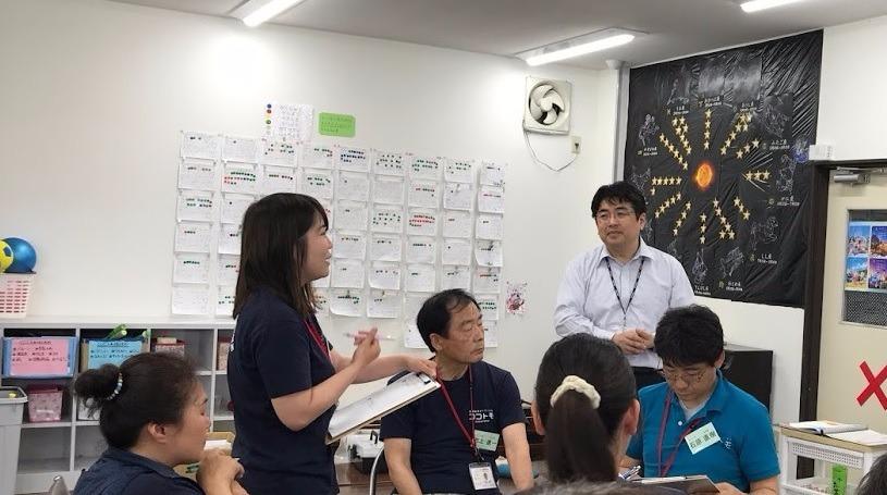 放課後等デイサービス ココトモ西尾徳次校【2020年04月オープン】(児童指導員の求人)の写真: