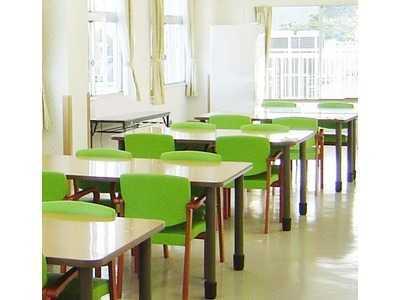 鹿島神宮前病院(看護師/准看護師の求人)の写真2枚目:談話室です