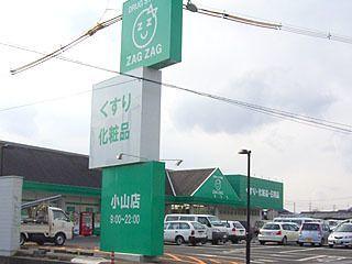 ザグザグ薬局小山店の画像