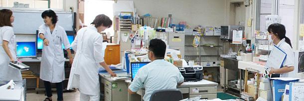 勝田病院の画像