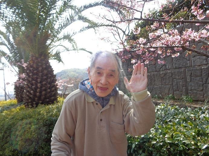 特別養護老人ホームしはとの郷(介護職/ヘルパーの求人)の写真5枚目:ご利用者さまの素敵な笑顔パート1