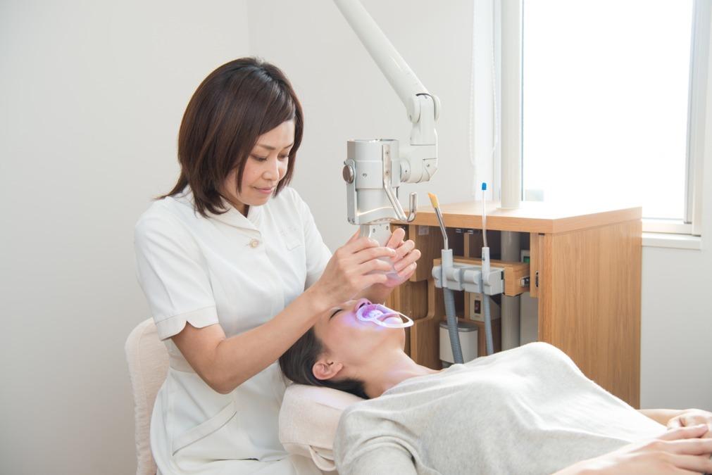 デンタルステーション ハル歯科医院(ホワイトエッセンス浜松小豆餅)(歯科衛生士の求人)の写真:
