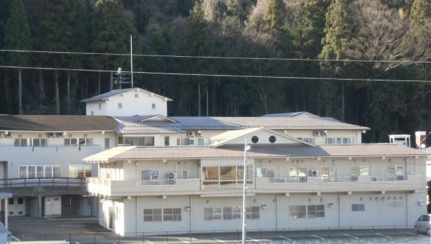 特別養護老人ホーム五岳園(看護師/准看護師の求人)の写真:当施設の外観です。