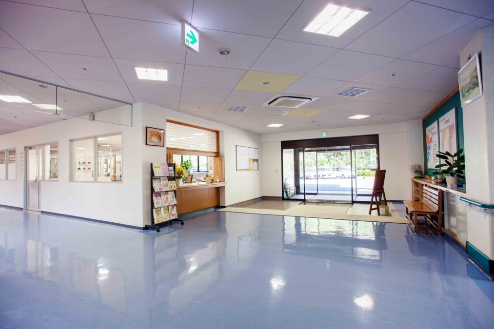 老人保健施設松朗園の画像