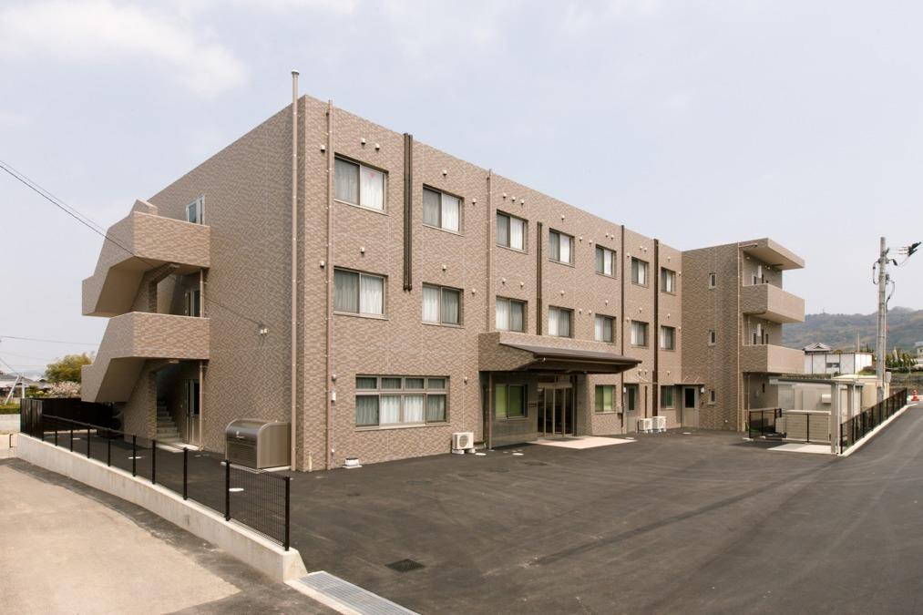 サービス付き高齢者住宅あいらんど上野の画像