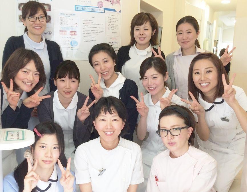 神谷歯科医院(歯科衛生士の求人)の写真:スタッフも自分の能力を発揮しやすく、仕事のしやすいアットホームな雰囲気の歯科医院です。