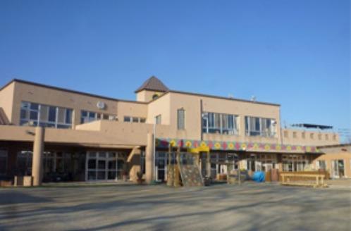 日東保育園の画像