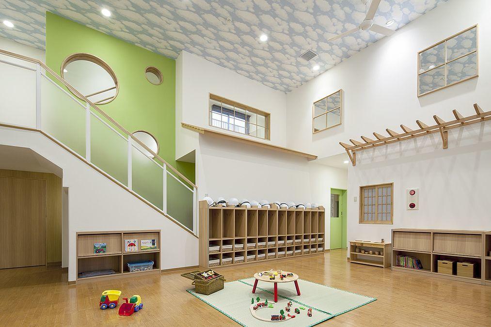 ウィズブック保育園武蔵小山パルズの画像
