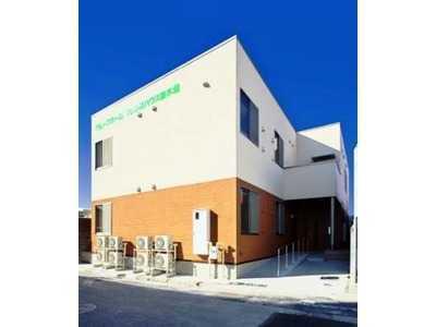 グループホーム フレンズハウス富木島(介護職/ヘルパーの求人)の写真:富木島 地域密着型のグループホームです