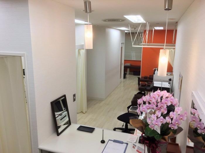 Honoka.整骨院(鍼灸師の求人)の写真1枚目:院内は清潔感ある空間です