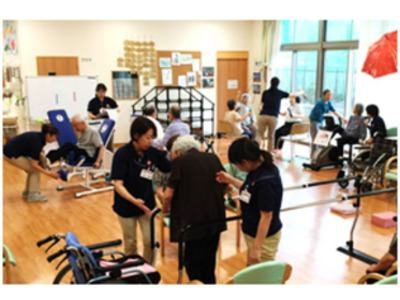 ヤックスデイサービスセンター姉崎の画像