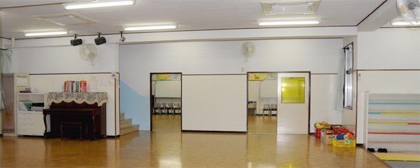 東京母子愛育会保育園の画像