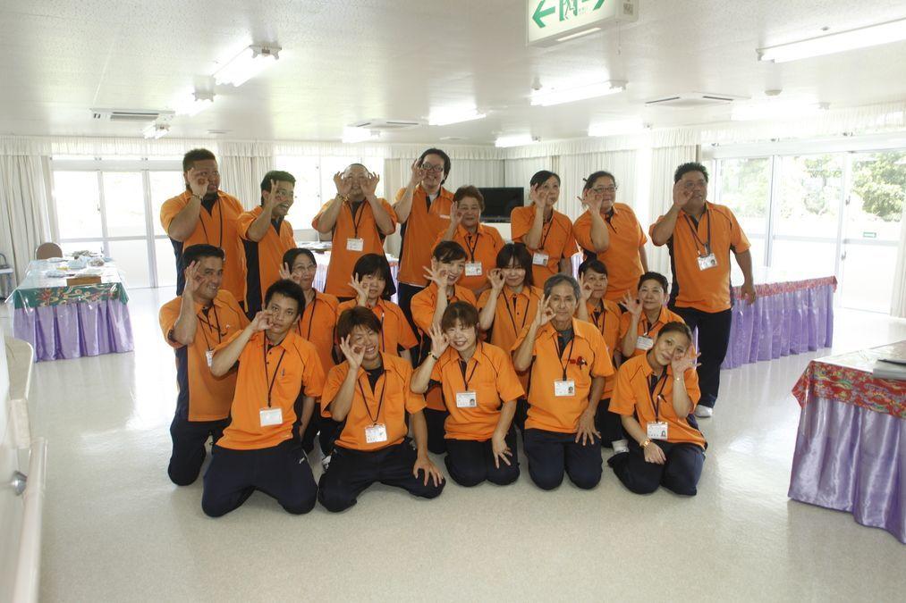 介護老人保健施設サクラビア(介護職/ヘルパーの求人)の写真:私達と一緒に働きませんか?