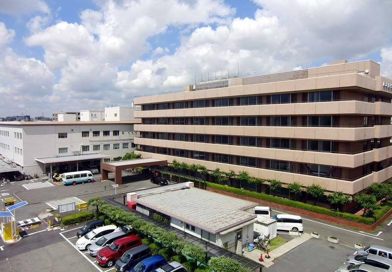 日本鋼管病院の画像