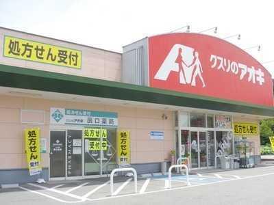 クスリのアオキ山中店の画像