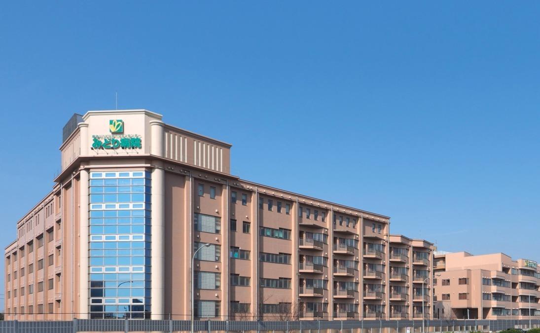 総合リハビリテーションセンター みどり病院の画像
