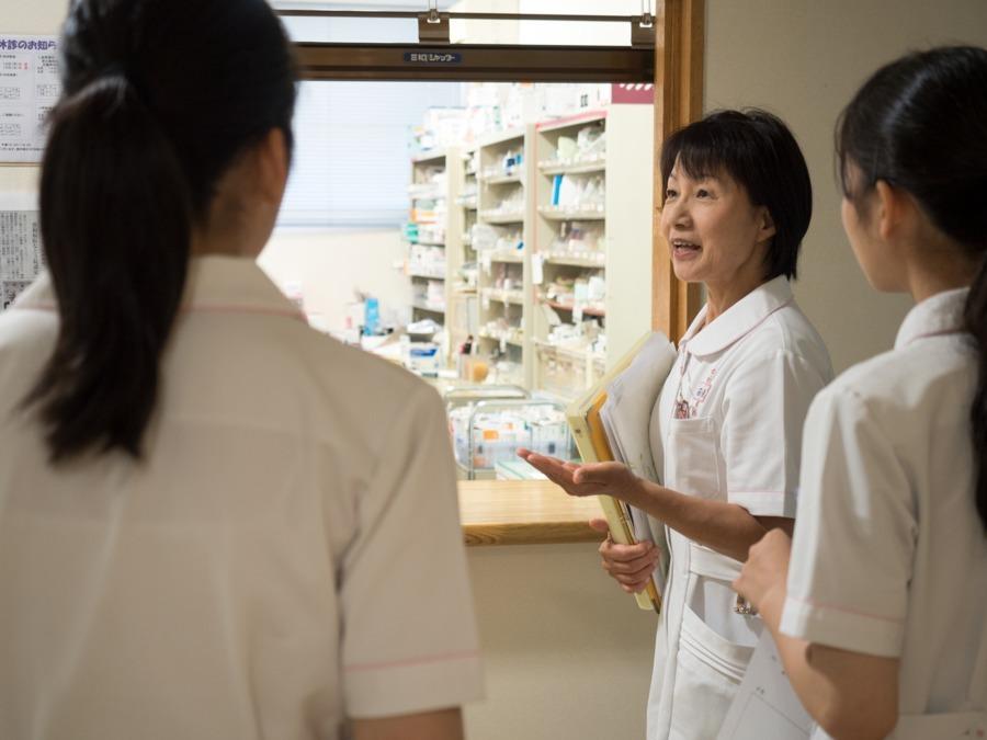 豊和病院(看護師/准看護師の求人)の写真1枚目: