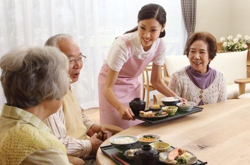 ライフサプライ株式会社 老人保健施設エバーグリーン内厨房の画像