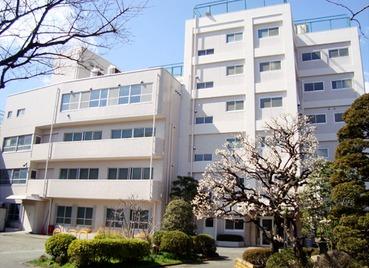 栗田病院の画像