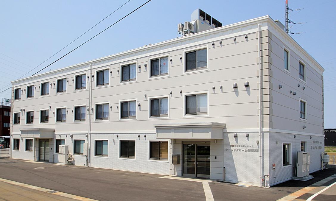 介護付有料老人ホーム ナーシングホーム長岡駅東の画像