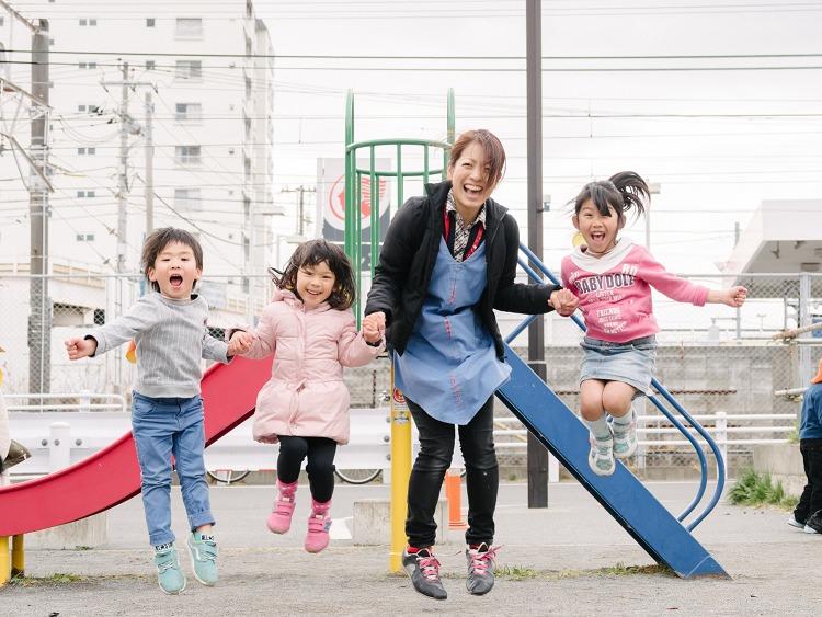 あい・あい保育園上志津園(幼稚園教諭の求人)の写真4枚目: