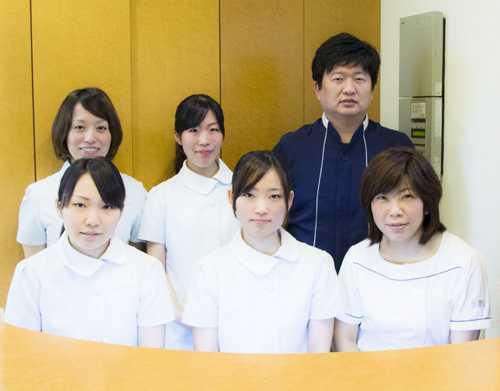 なかじま歯科(歯科衛生士の求人)の写真:スタッフの仲が良い、明るい職場です