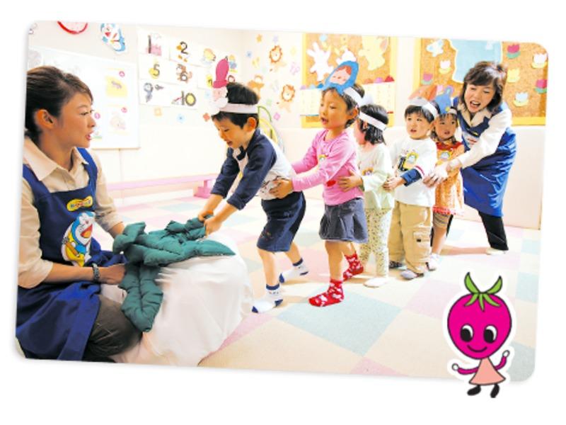 ドラキッズ丸井錦糸町店教室(保育士の求人)の写真:小学館集英社プロダクションの幼児教室です♪